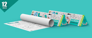 Occupation Colouring Roll (12 inch) - Inkmeo
