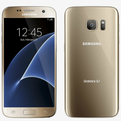 Samsung S7 Unlocked 32 GB Gold-Dr Phonez