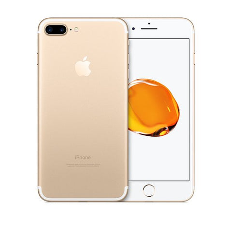 iPhone 7 Plus Unlocked 128 GB Gold-Dr Phonez