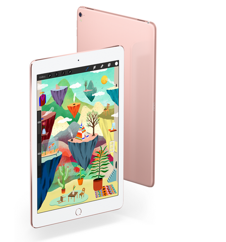 iPad Pro Tablet (32GB, Wi-Fi, 9.7') Rose Gold - Drphonez.com