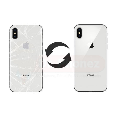 iPhone Back Glass Repair-Dr Phonez