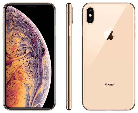 iPhone XS MAX AT&T 64GB Gold-Dr Phonez Repair