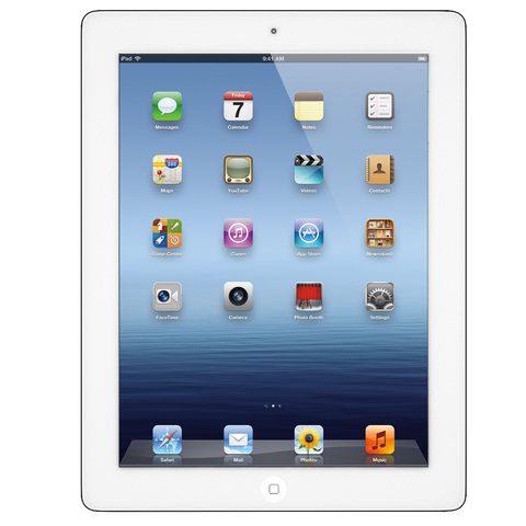 iPad 4 Touch Screen Replacement-Dr Phonez