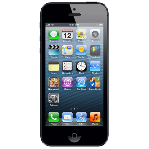 iPhone 5 Water Damage Treatment Repair