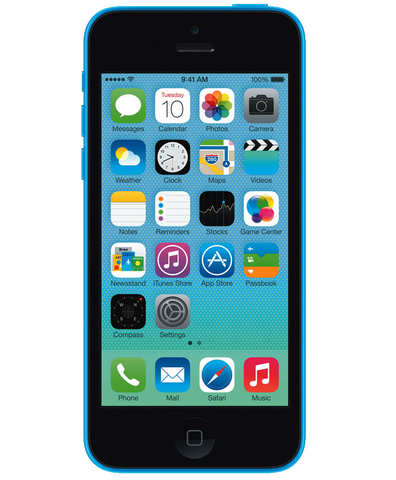 iPhone 5c Diagnostics Service