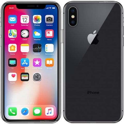 iPhone X AT&T 64GB Space Gray