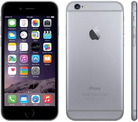 iPhone 6 Unlocked 16 GB Space Gray-Dr Phonez