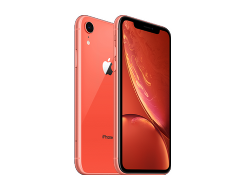 iPhone XR Sprint 64 GB Coral-Dr Phonez