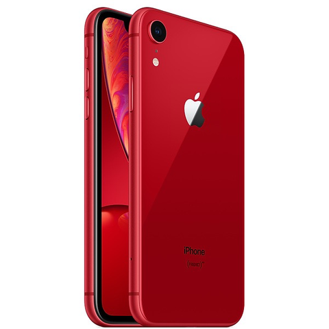 iPhone XR AT&T 64 GB Red-Dr Phonez
