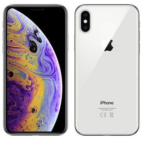 iPhone XS Sprint 64 GB White - Drphonez.com