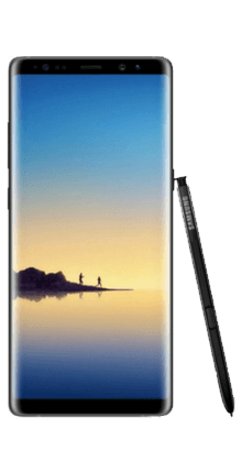 Samsung Galaxy Note 8 Screen Replacement Repair