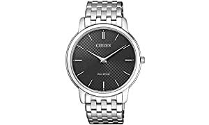 Citizen Eco Drive Stainless Steel Silver Tone Watch