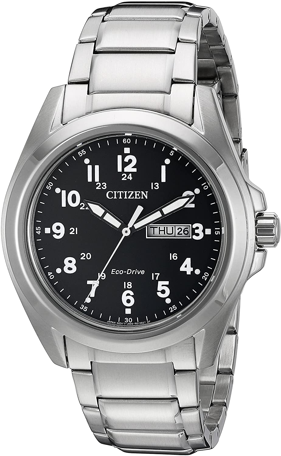 Citizen Eco Drive Stainless Steel Watch