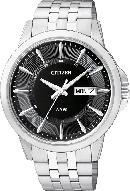 Citizen Quartz Stainless Steel Watch