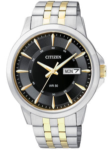 Citizen Quartz Two Tone Watch