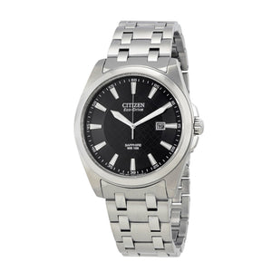Citizen Eco Drive Stainless Steel Sapphire Crystal Watch