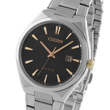 Citizen Eco Drive Corso Stainless Steel Watch