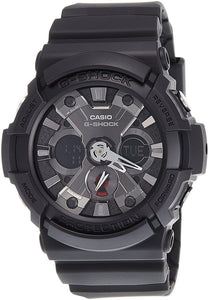 G Shock Black Analog Watch Military Style