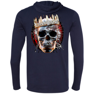 Skull King Hooded T-shirt