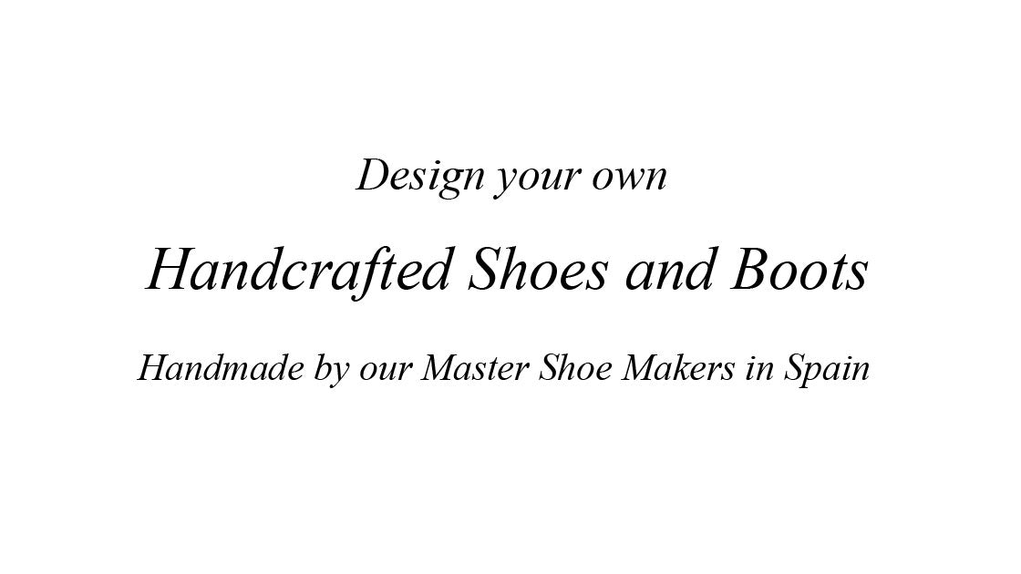 Design your own shoes and boots