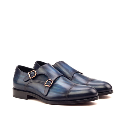 Tissa Double Monk Shoes
