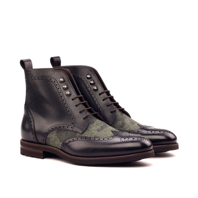 """Eisenhower"" Military Boots"