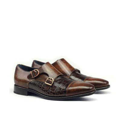 Fantoni Double Monk Shoes