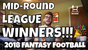 Mid-Round Picks with Highest Upside (League Winners) | 2018 Fantasy Football