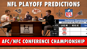 NFL Playoffs AFC & NFC Conference Championship Episode