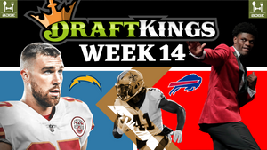 Week 14 - Top DFS & DraftKings Picks