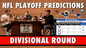 NFL Playoffs Divisional Round Episode