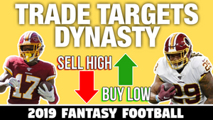 Dynasty Sell/Buy Candidates