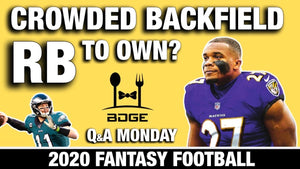 The RB to Own in Baltimore's Backfield? Q&A Mondaaaaaaaaaaaaay
