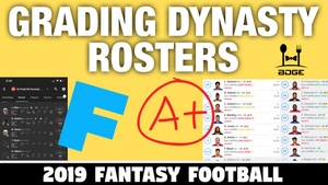 Dynasty Roster Evaluation