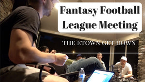 Etown Get Down Round IX - League Meeting
