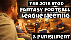 Etown Get Down Round IX - League Meeting + Round VIII Punishment