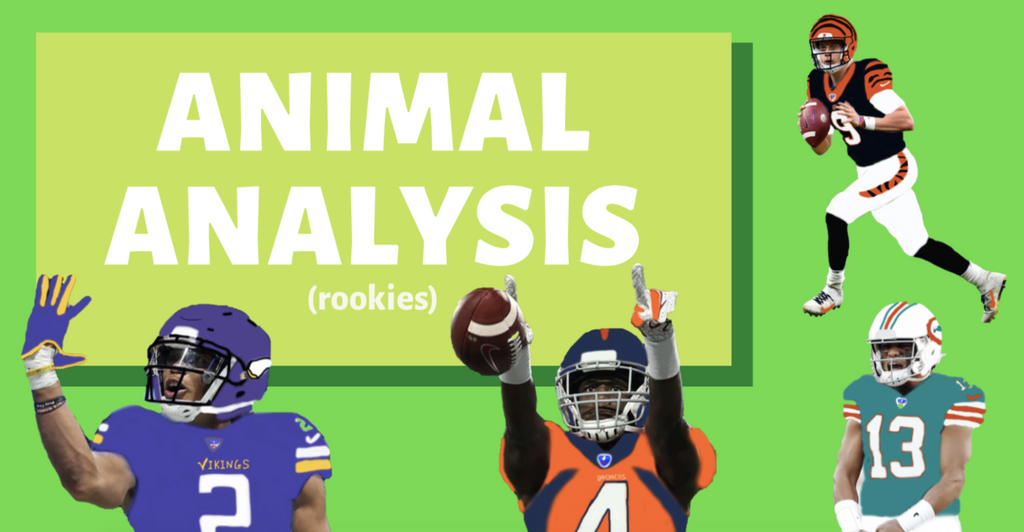 Animal Analysis - Animals Guide to the 2020 Rookie Draft