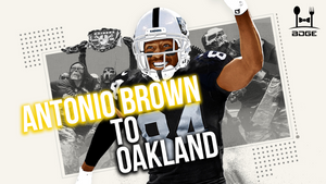 Antonio Brown Traded to the Oakland Raiders | 2019 Fantasy Football