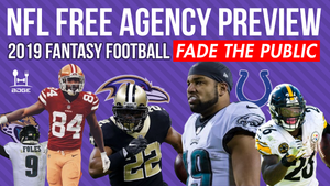 2019 NFL Free Agency Predictions for Fantasy Football
