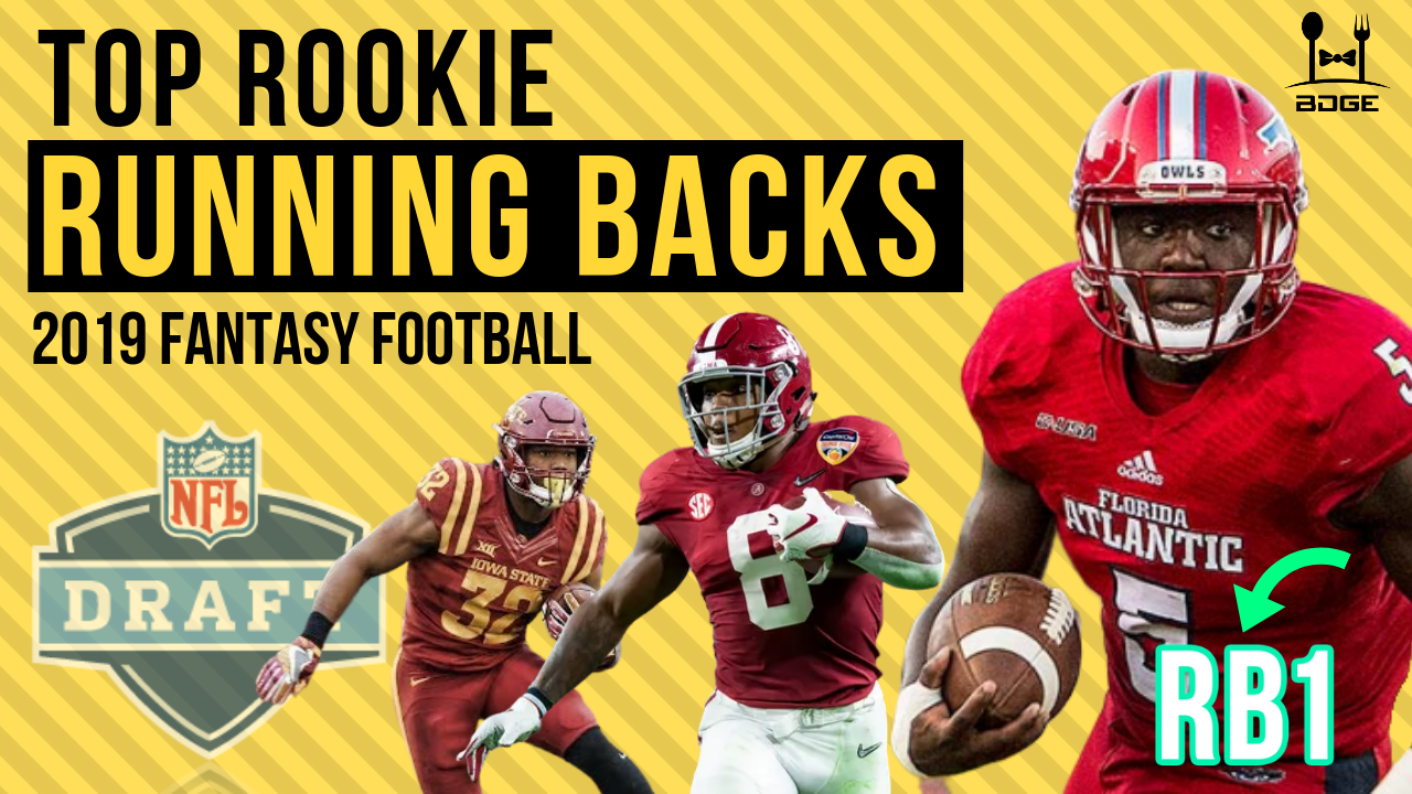 Top Rookie Rbs 2019 Nfl Draft Prospects Post Nfl Combine Big Dogs Fantasy