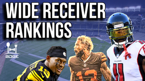 2019 Fantasy Football Rankings - Top 12 Wide Receivers (Part I and II)