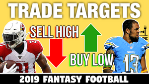 Week 8 Fantasy Football Trade Targets