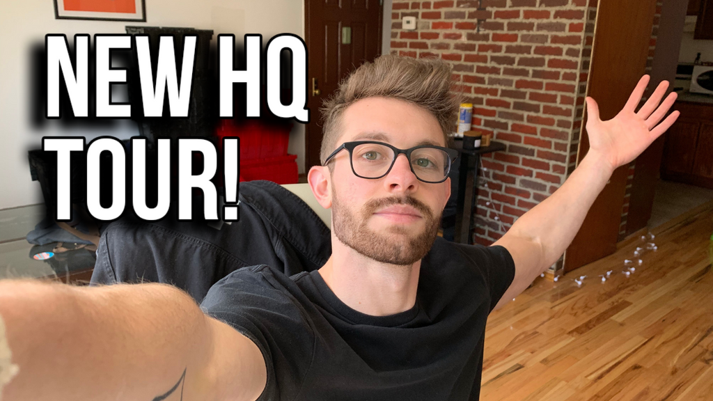 The New HQ Tour!
