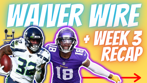 Week 4 Waiver Wire Notes