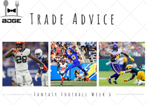 Week 6 Trade Questions