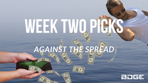 Week 2 Picks Against the Spread