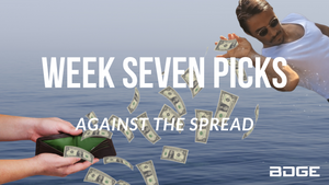 Week 7 Picks Against the Spread