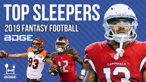Top Sleepers for 2019 Fantasy Football - Wide Recievers