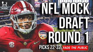 NFL Mock Draft Round 1 [Picks 22-32] + Best Game of Thrones Characters