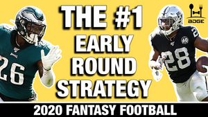 Q&A - June 15 (Early Round Strategy 2020 Fantasy Football)